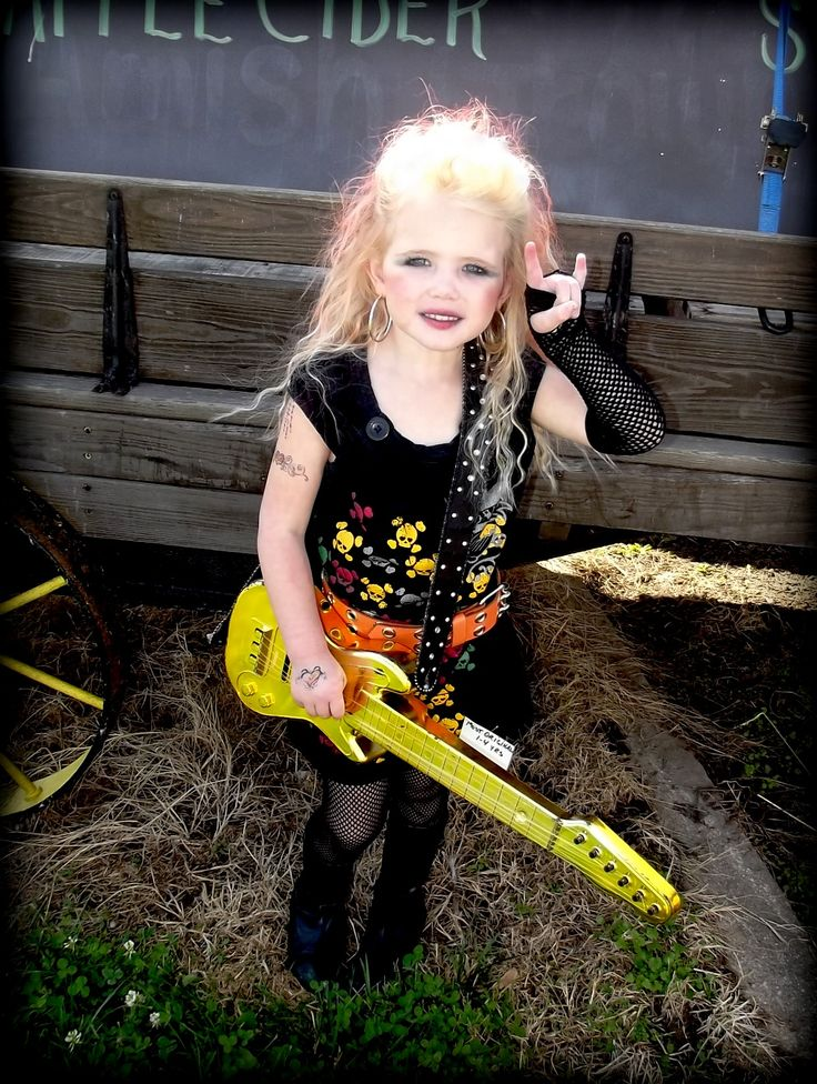 Kids Rocker Costume Homemade Punk Rocker Costume Sc 1 St