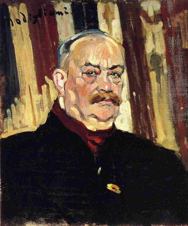 Joseph Levi, 1910  Amedeo Modigliani