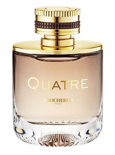 Boucheron Quatre Absolue de Nuit Pour Femme by Boucheron is a Oriental Floral fragrance for women. This is a new fragrance. Boucheron Quatre Absolue de Nuit Pour Femme was launched in 2017. The nose b...