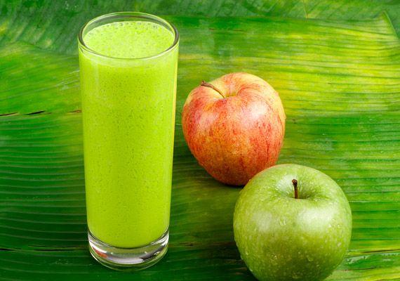 A sárgarépa vagy az almaturmix nemcsak vitaminban gazdag frissítő, de a fogyásban is segít.