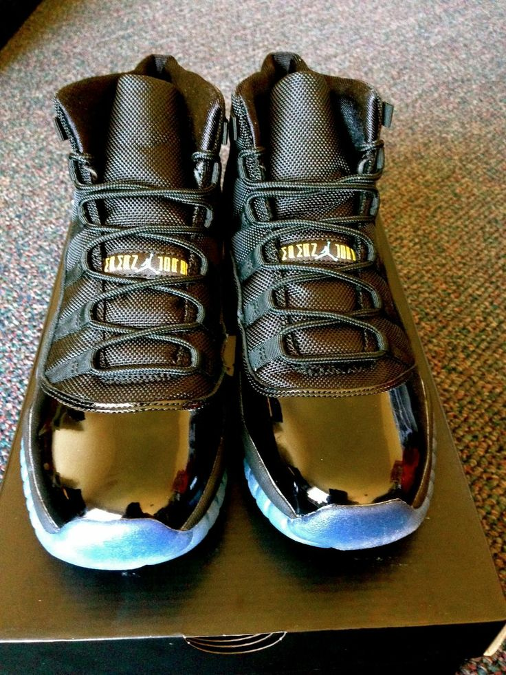 This is the Air Jordan 11 Retro