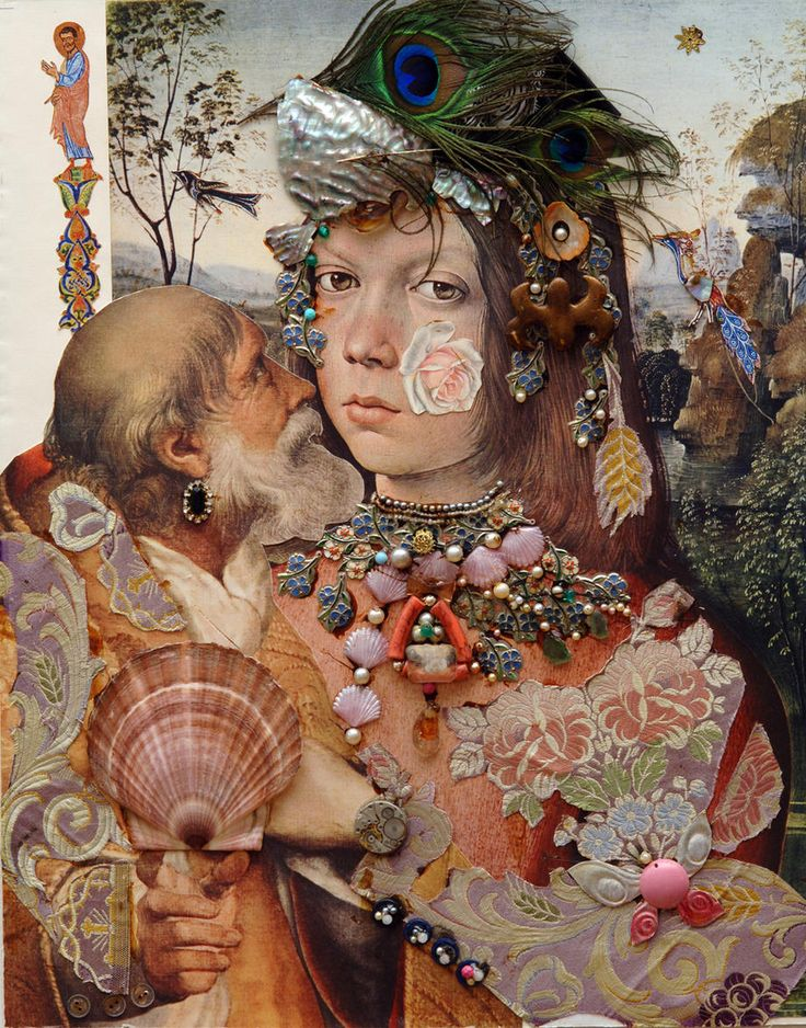 "Sergei Paradjanov. ""Repentance,"" Variation on the Themes by Pinturicchio and Raphael"