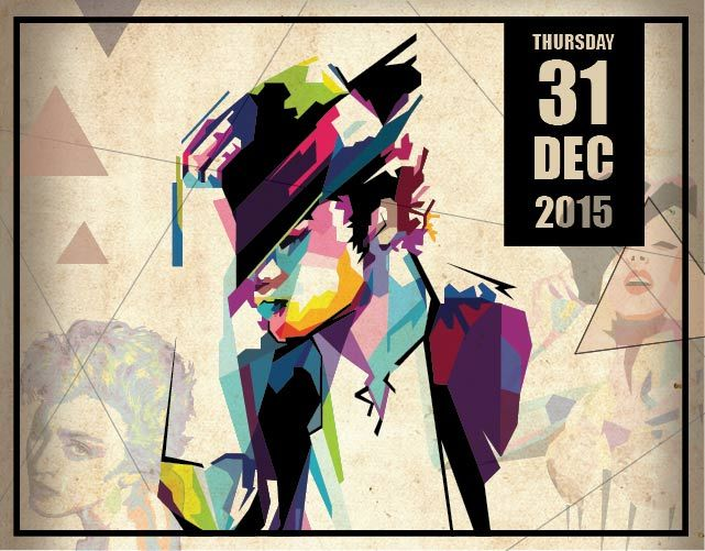 Hard Rock Hotel Bali presents Pop Reload - New Year's Eve Party on Thursday, 31 December 2015.