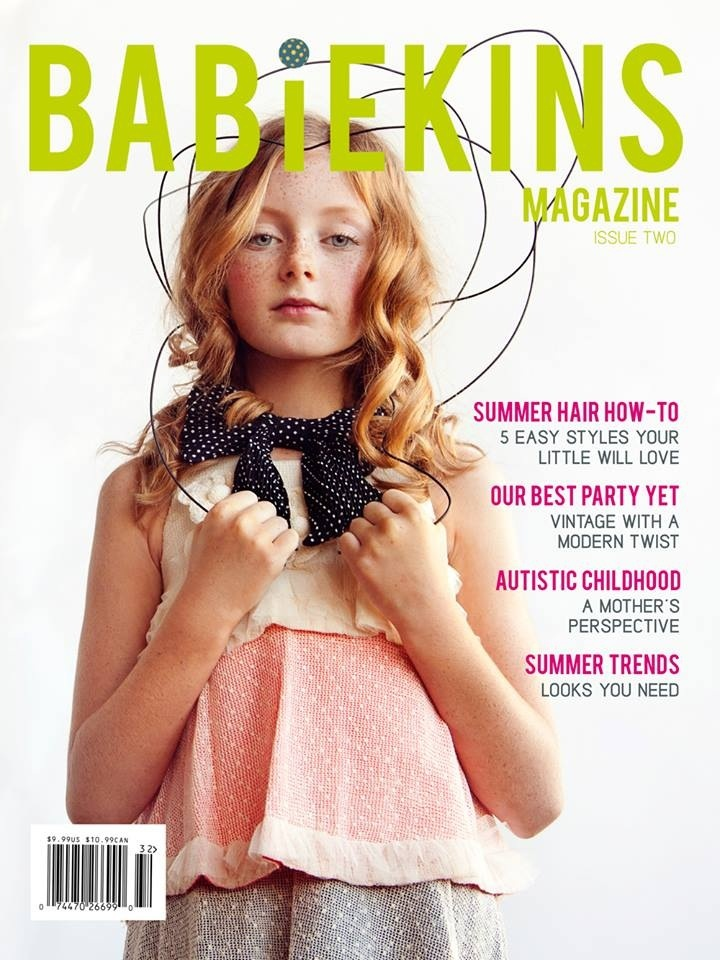 The newest issue of Babiekins