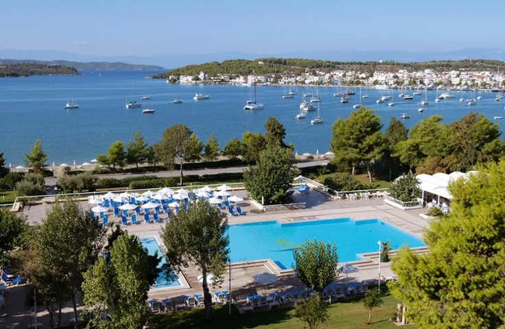 AKS Porto Heli - Double Room