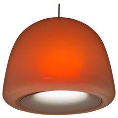 """Naranza"" Pendant Lamp by Liisi Beckmann for Vistosi"