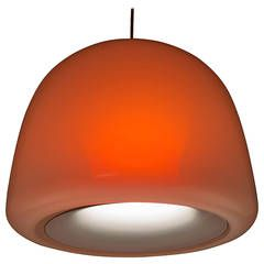 """Naranza"" Pendant Lamp by Liisi Beckmann for Vistosi"