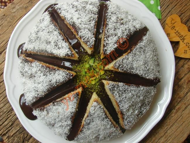 Yanardağ Pasta Resimli Tarifi - Yemek Tarifleri