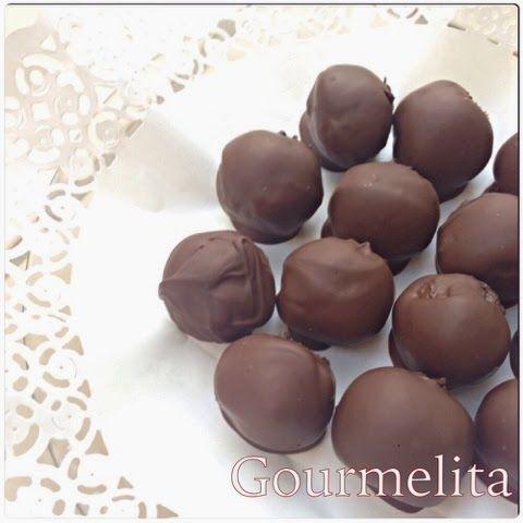 Gourmelita: Τρουφάκια Oreo