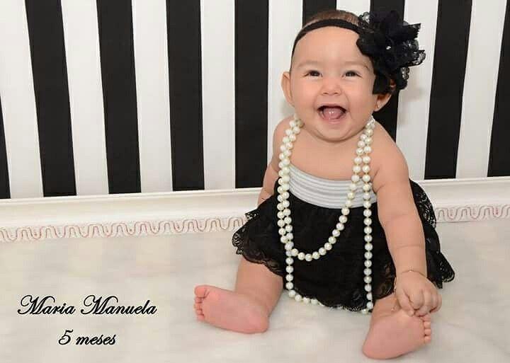 Manuela uma pequena Diva
