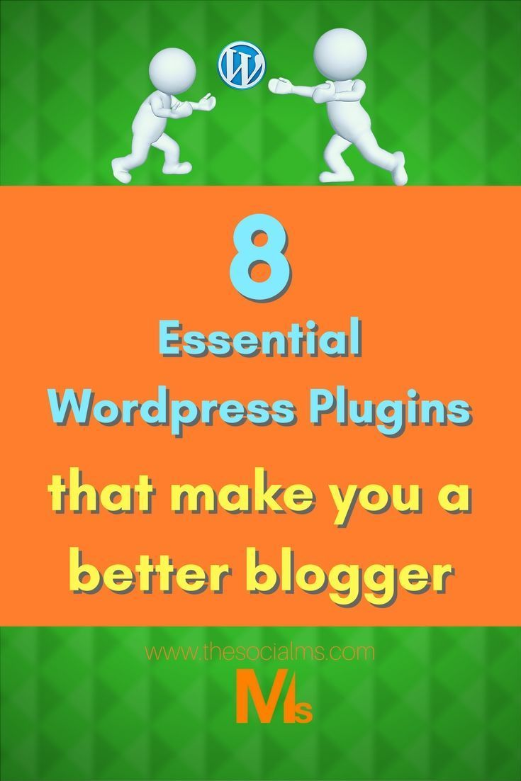 When you run a blog on WordPress, you rely on WordPress plugins. Some plugins are essential to your success - as they will improve your writing style, your SEO, your social media success, ... See these 8 essential wordpress plugins and become a better blogger! #wordpressplugins #wordpress #blogging  - Analisamos os 150 Melhores Templates WordPress e colocamos tudo neste E-Book dividido por 15 categorias e nichos de mercado. Download GRATUITO em…