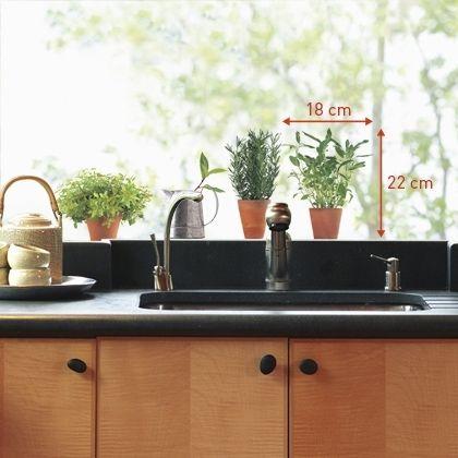 17 best images about la deco pour les vitres on pinterest - Stickers pour la cuisine ...