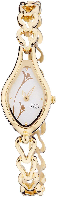 Titan Raga Analog Women's Watch - 2457YM01 #Titan #Raga #Analog #Women's #Watch #2457YM01 Price:INR 3,295.00 ----------------------------------- Sale: INR 3,119.00  -----------------------------------