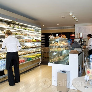 Idea de tienda gourmet