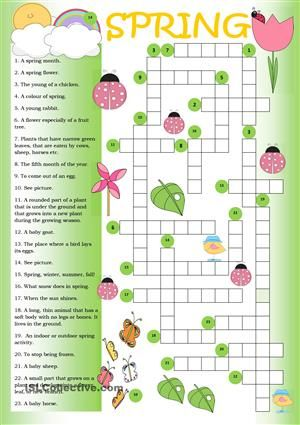 226 best images about english crosswords on pinterest crossword vocabulary worksheets and. Black Bedroom Furniture Sets. Home Design Ideas