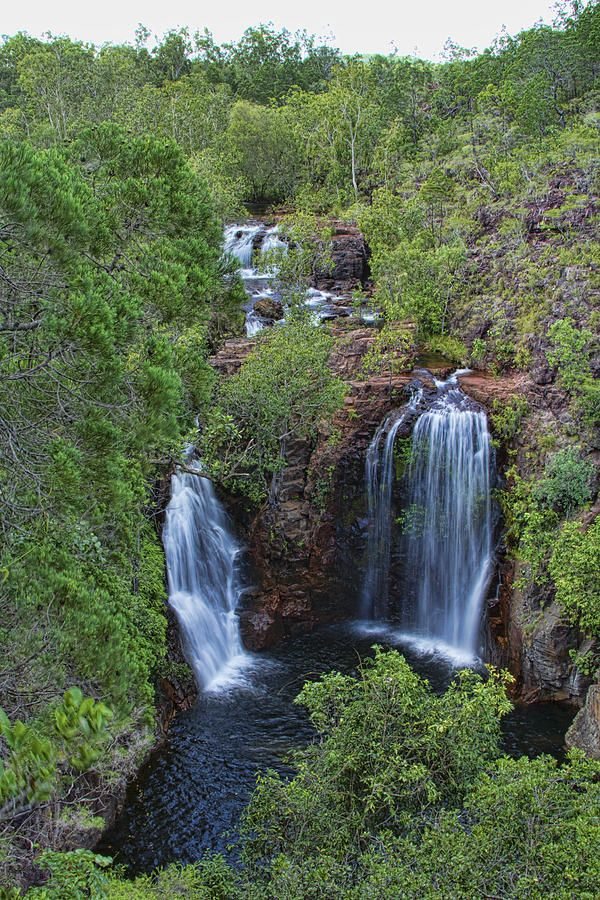 Must.  Go.  Here.    ✮ Florence Falls, Litchfield National Park, NT, Australia