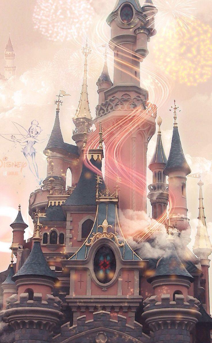 妖精の集まった城