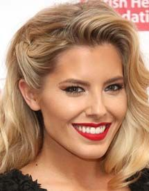 Mollie-King-Height