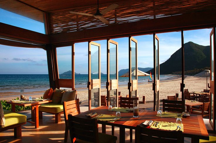Picture of By The Beach restaurant in Con Dao Resort in Vietnam