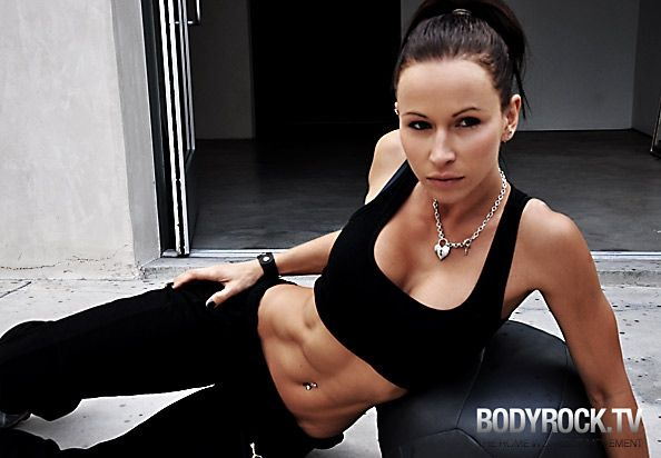 Sexy Time Abs Workout 12 min 4 exercises