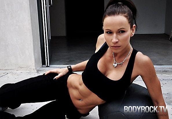 Body Rock home workout: Body Rock TV via Youtube Workout Body, Bodyrock Tv, Sexy Time, Whole Body Workout, Body Rocks, Ab Workouts, Bodyrocktv Workout, At Home Workout, Bodyrock Workout