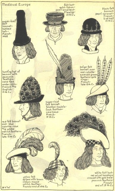 Village Hat Shop Gallery :: Chapter 7 - Medieval or Gothic Europe :: 56_G