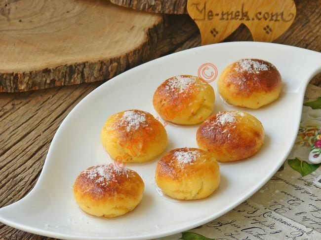 Şerbetli Peynir Tatlısı Resimli Tarifi - Yemek Tarifleri