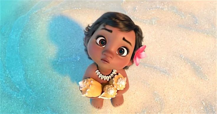 Young Moana                                                                                                                                                                                 Plus