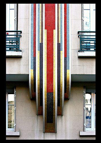 Art Déco, Paris.