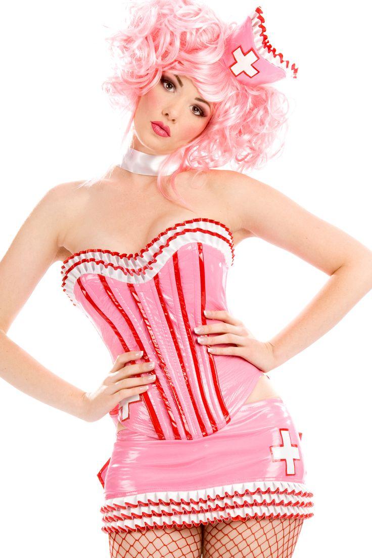 halloween costume nurse