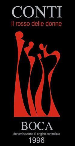 Conti Cantine del Castello  il rosso delle donne