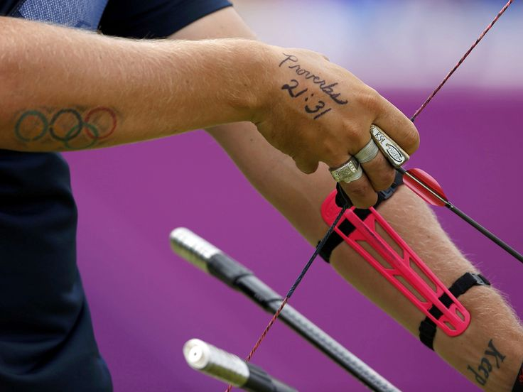 Bible Quotes About Archery