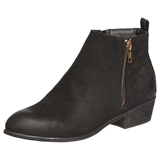 Taline Ankle Boots - Black