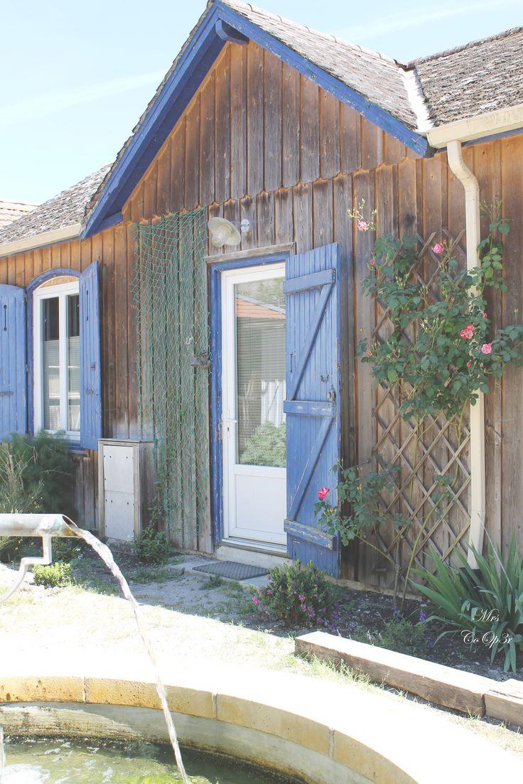 Le village de l'herbe à Lège-Cap-Ferret