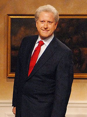 Darrell Hammond as Bill Clinton on SNL - TV Comedian from Saturday Night Live - He was born in Melbourne, Florida.
