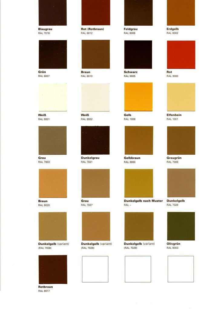 55 best images about ww 2 german paint colors for armored Color combinations numbers