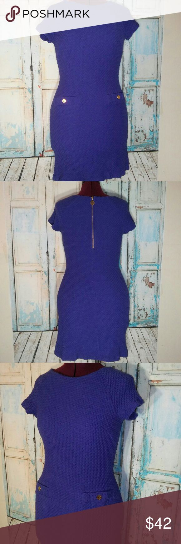 """Lily Pultizer Coco Shift Dress Brand: Lily pultizer Color: purple Fabric:100% Cotton  Measurements Waist:36"""" Length:34. 1/2"""" Bust:34""""  Fast Shipment Best Offers Accepted NO TRADING  Bundle Discount BIG Lily pultizer Dresses"""