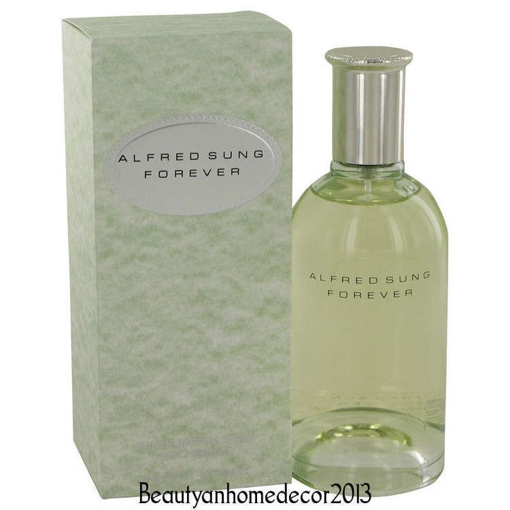 FOREVER by Alfred Sung 4.2 oz / 125 ml EDP Spray Perfume for Women New in Box #AlfredSung