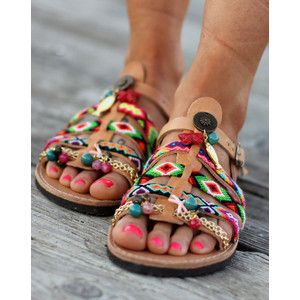 Women's Shoes Greek Sandals Gladiator Leather Sandals Starfish Sandals