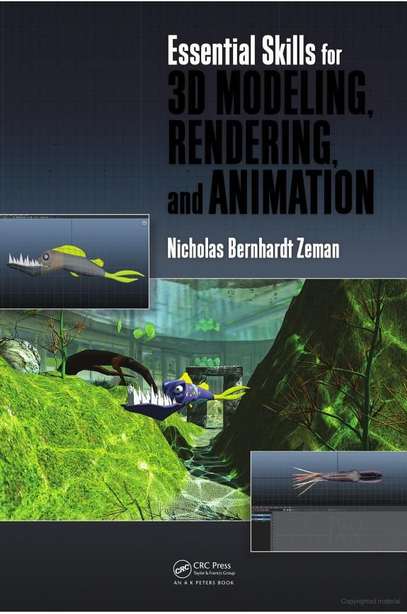 g 4-76/177 - Essential Skills for 3D Modeling, Rendering, and Animation [iMAGEN DE http://www.crcpress.com/product/isbn/9781482224122]