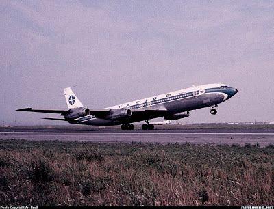 Cultura Aeronáutica: A conturbada carreira dos Boeing 707 da Varig