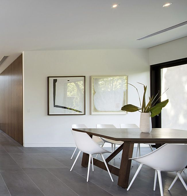 A home in Hawthorn East, Melbourne, Australia styled by The Real Estate Stylist