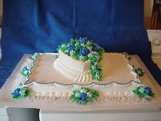 Wedding Cake Designs are all full sheet cakes with and without toppers. Except for the cake ...