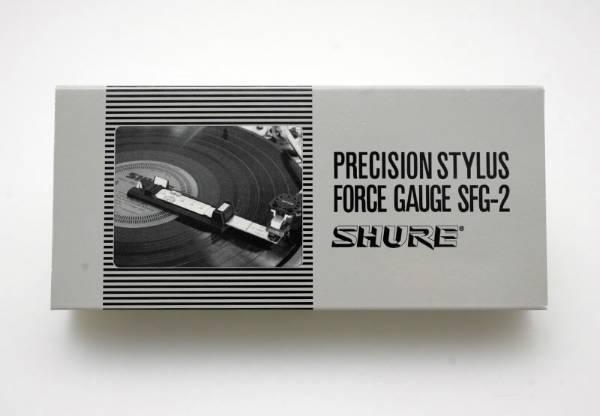 SHURE Precision Stylus Force Gauge SFG-2, Waage in Wetzikon ZH kaufen bei ricardo.ch