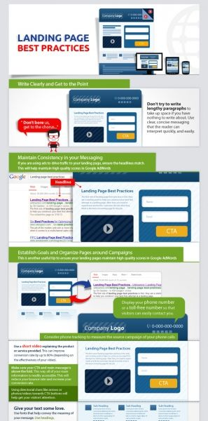 #Landing #Page Best Practices: How to Design the Perfect Landing Page