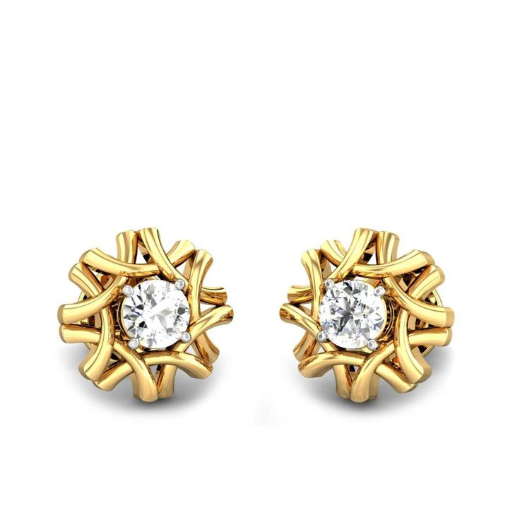 Pin By Omar Lama On Baby Earrings With Images Diamond