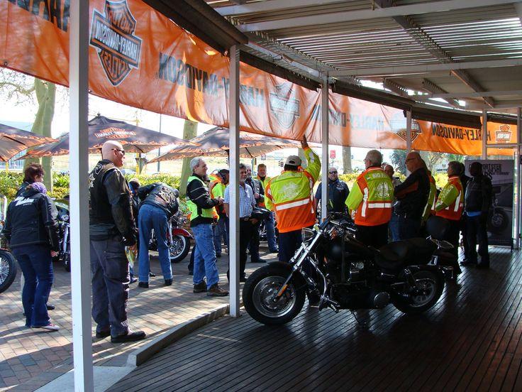 Route planning - Big Five Harley-Davidson  #harleydavidson #bigfiveHOG