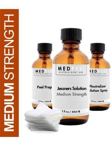 14% Jessner Solution Medium Peel Kit, http://www.amazon.com/dp/B0043RO1U6/ref=cm_sw_r_pi_awdl_oO6Isb1PJKMBE