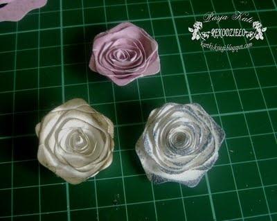 Digi Scrap: Kursik na różę chińską