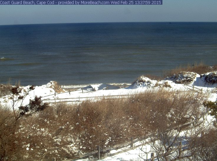 Coast Guard Beach-A nice winter day